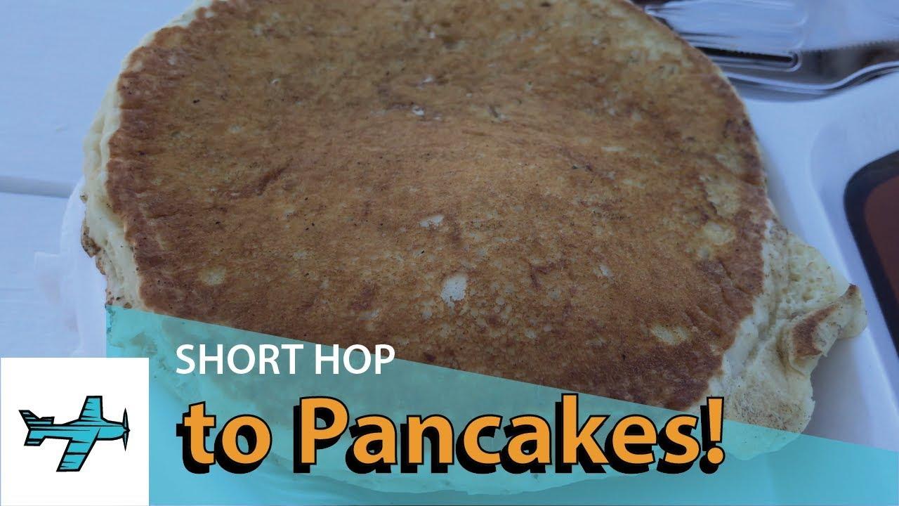 Pancake Fly-in! TakingOff Ep21