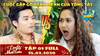 Làm Rể Mười Xuân - Tập 1 Full | Phim Hài Tết Việt Hay Nhất 2020 - Phim HTV