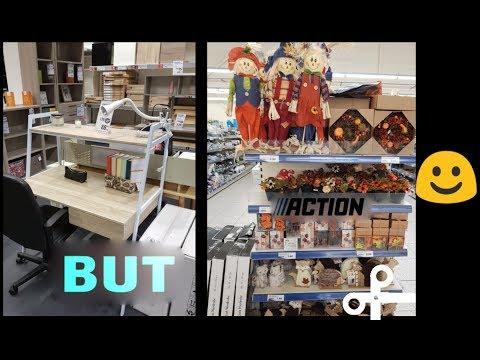 [vlog] Go chez BUT ET ACTION pour l'achat d'un bureau enfant (le 5 septembre)
