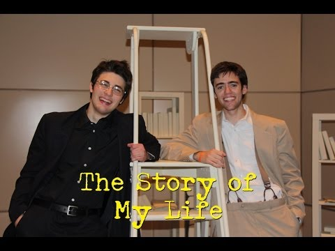 The Story of My Life (the Broadway musical) performed by JJ Vavrik & Scott Berkowitz