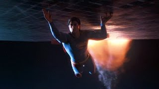 Superman Saves Airplane and Lois | Superman Returns