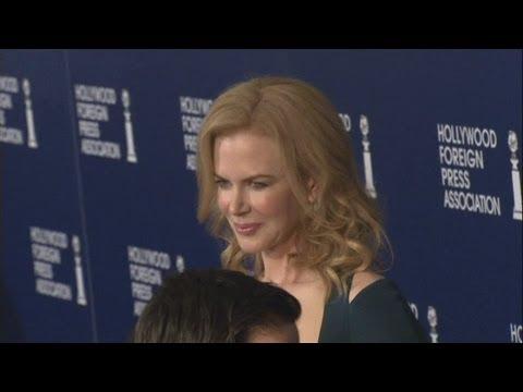 Nicole Kidman on playing Grace Kelly in upcoming film Grace of Monaco
