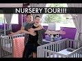 NURSERY TOUR! - Twin Girls - Gay Dads IVF Surrogacy Journey /// McHusbands