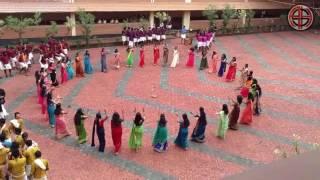 ASIET : Thiruvathira : Onam celebration 2016 Adi Shankara institute of engineering and technology