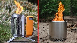 Top 5 Best Wood Burning Stove for Camping & Backpacking