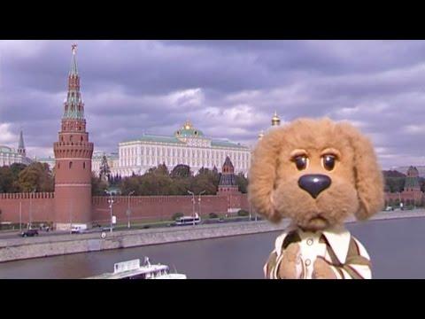 Мультфильм детям о москве