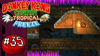 Donkey Kong Country: Tropical Freeze, Part 35: One Final Montage - Button Jam