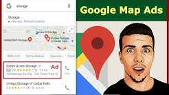 How to Get Local Search Ads to Show Up in Google Maps: AdWords Location Extensions | Map Ad Tutorial