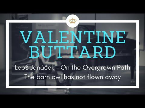 """L.Janáček: On the Overgrown Path (Po zarostlém chodníčku) """"The barn owl ..."""" - Valentine Buttard"""