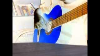 Бумер на гитаре