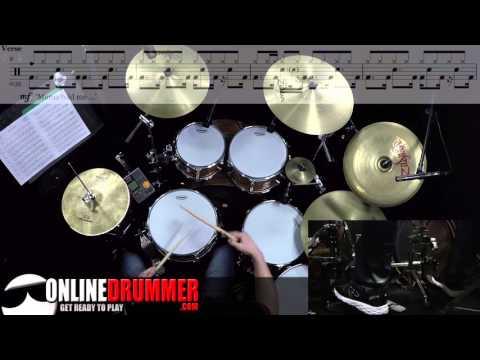 Drum Lesson - Simple Man - Lynryd Skynyrd