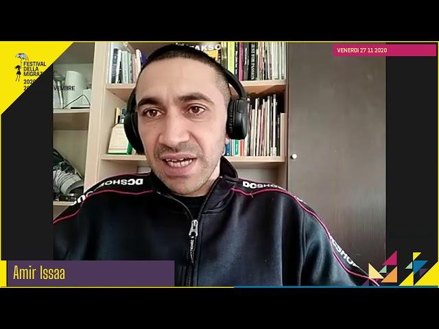 Festival migrazione 2020 // Presentazione RIM Junior 2020 // Intervista Amir Issaa
