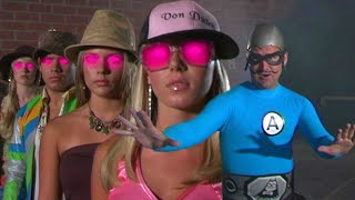 Watch Aquabats Fashion Zombies video