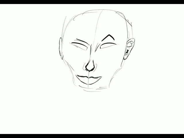 Boy Angry - Speeddraw
