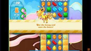 Candy Crush Soda Saga Level 385