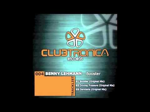 Benny Lehmann - Darkteria (Original Mix)