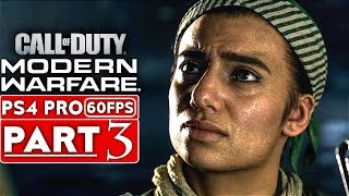 CALL OF DUTY MODERN WARFARE Gameplay Walkthrough Part 3 Campaign [1080p HD PS4] - No Commentary