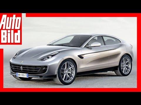 Ferrari Grande Capo (2020) - Das erste Ferrari-SUV