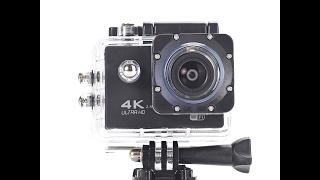 LMT F60R Ultra HD 4K Wifi Sports Action Camera