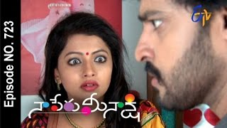 Naa Peru Meenakshi | 17th May 2017 | Full Episode No 723 | ETV Telugu