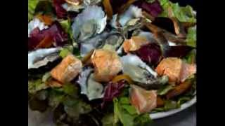 How To Make Seafood Salad With Coriander And Lime Mayonnaise