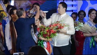 Nurse-turned-cop crowned as first Miss PNP 2017