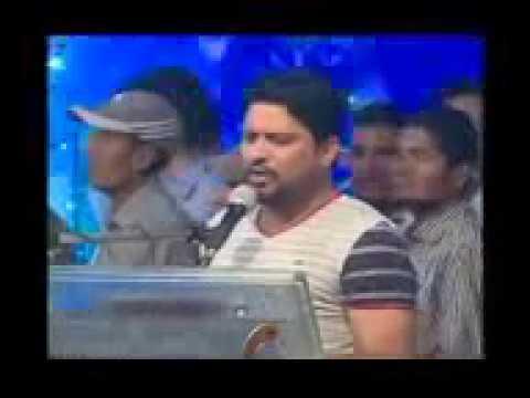 Punjabi Singer Balkaar Sidhu in Dera Sacha Sauda Sirsa (Haryana)