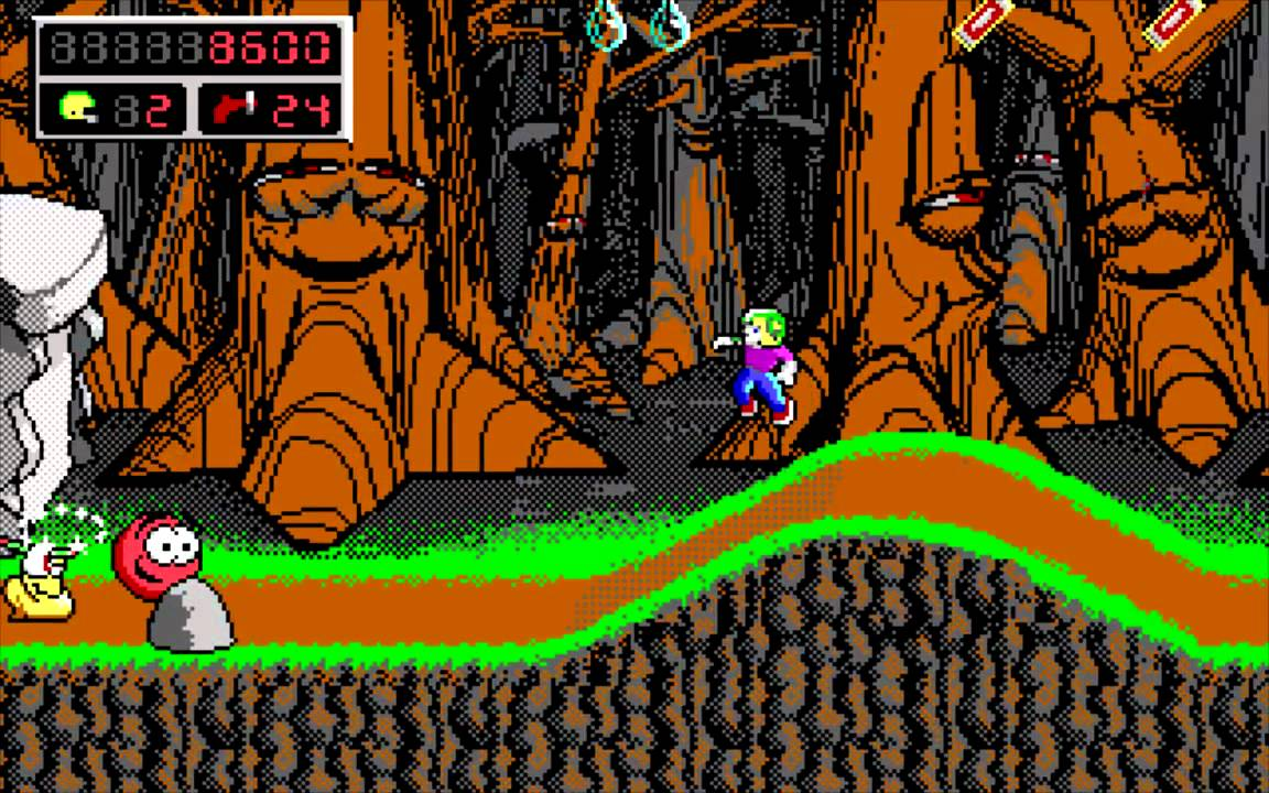 Let's Play Commander Keen 4 - Part 1 of 6 - YouTube