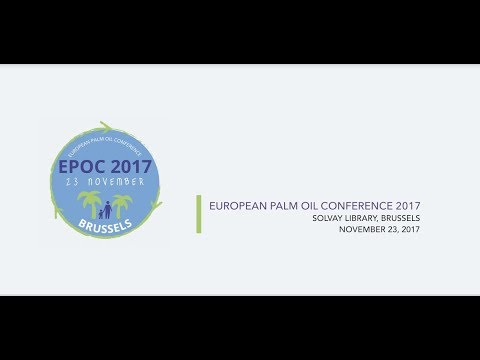 European Palm Oil Conference 2017