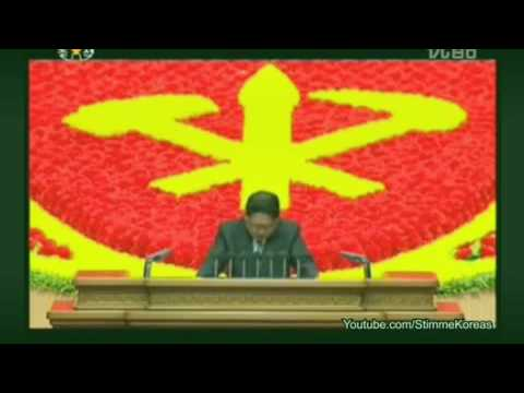 Kim Jong Un | report on the work of the WPK central committee by kim jong not [English] - youtube|