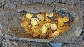 Trovate 300 MONETE d'ORO romane a Como: «Valgono milioni di euro»