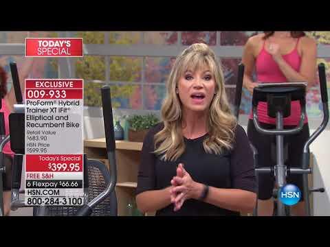 HSN   ProForm Fitness 08.28.2017 - 12 AM
