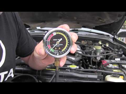 How to Check Engine Intake Manifold Vacuum  YouTube