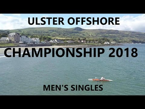 Ulster Offshore Open Championship 2018 - Mens Singles