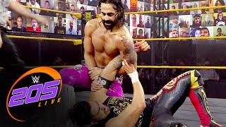 The Bollywood Boyz vs. Joaquin Wilde & Raul Mendoza – Dusty Rhodes Tag Team Classic