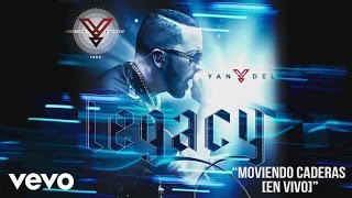 Yandel - Moviendo Caderas (En Vivo) [Cover Audio]