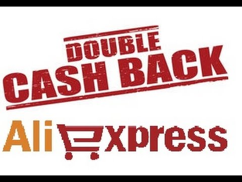 Buy from AliExpress and get double cashback?