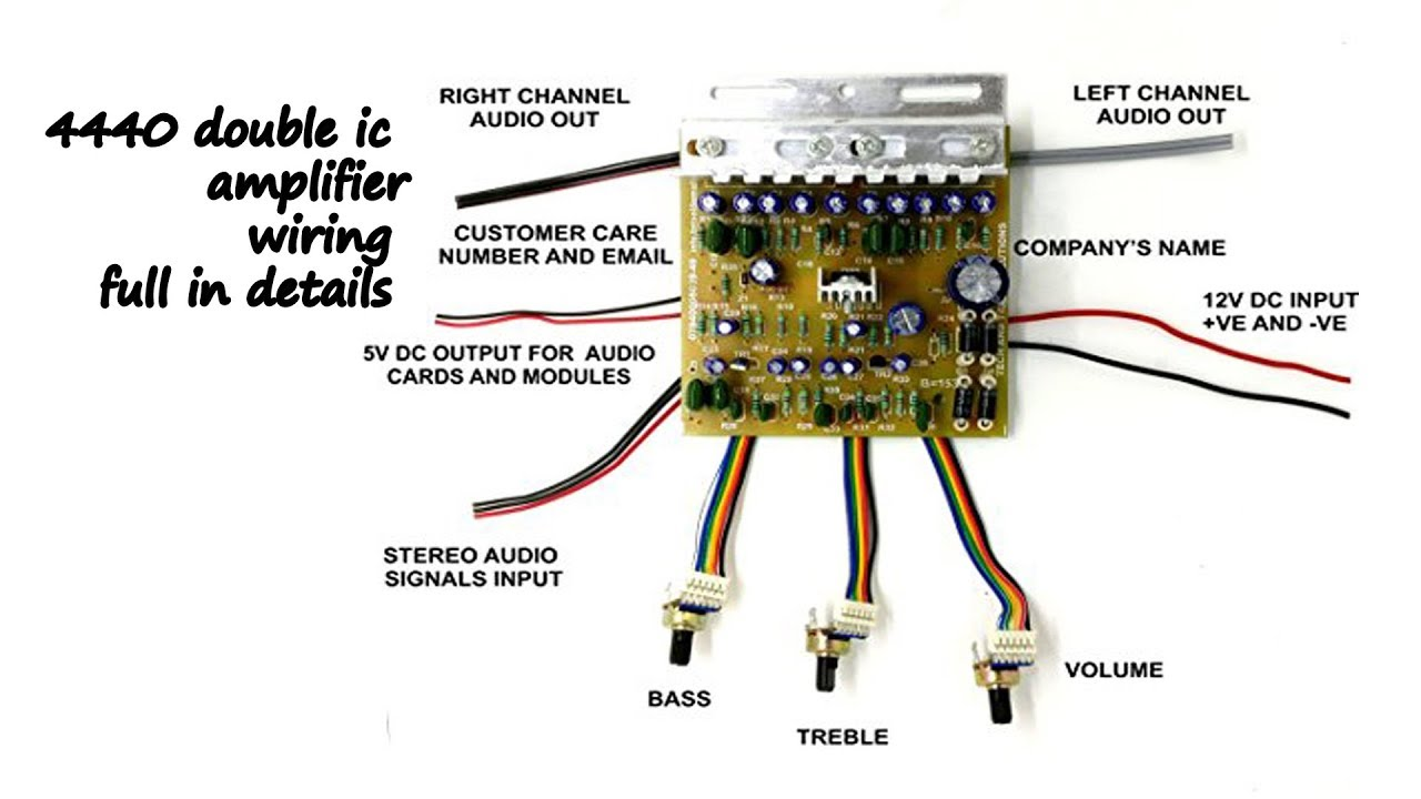 hight resolution of 4440 wiring diagram