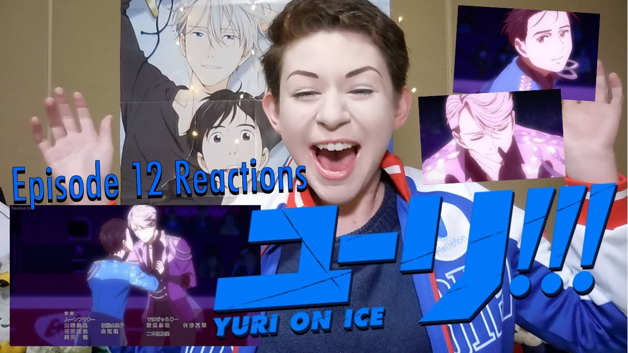 Yuri On Ice Episode 12