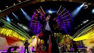 Ricardo Montaner - Bésame - Festival de Viña 2016