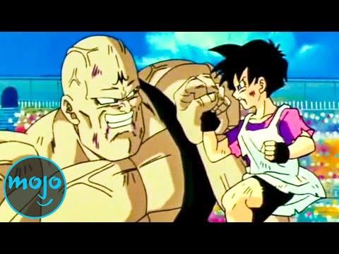 Top 10 Most Unfair Anime Battles Ever