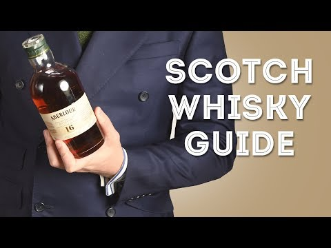 wine article Scotch Whisky 101 Primer For Beginners  Gentlemans Gazette