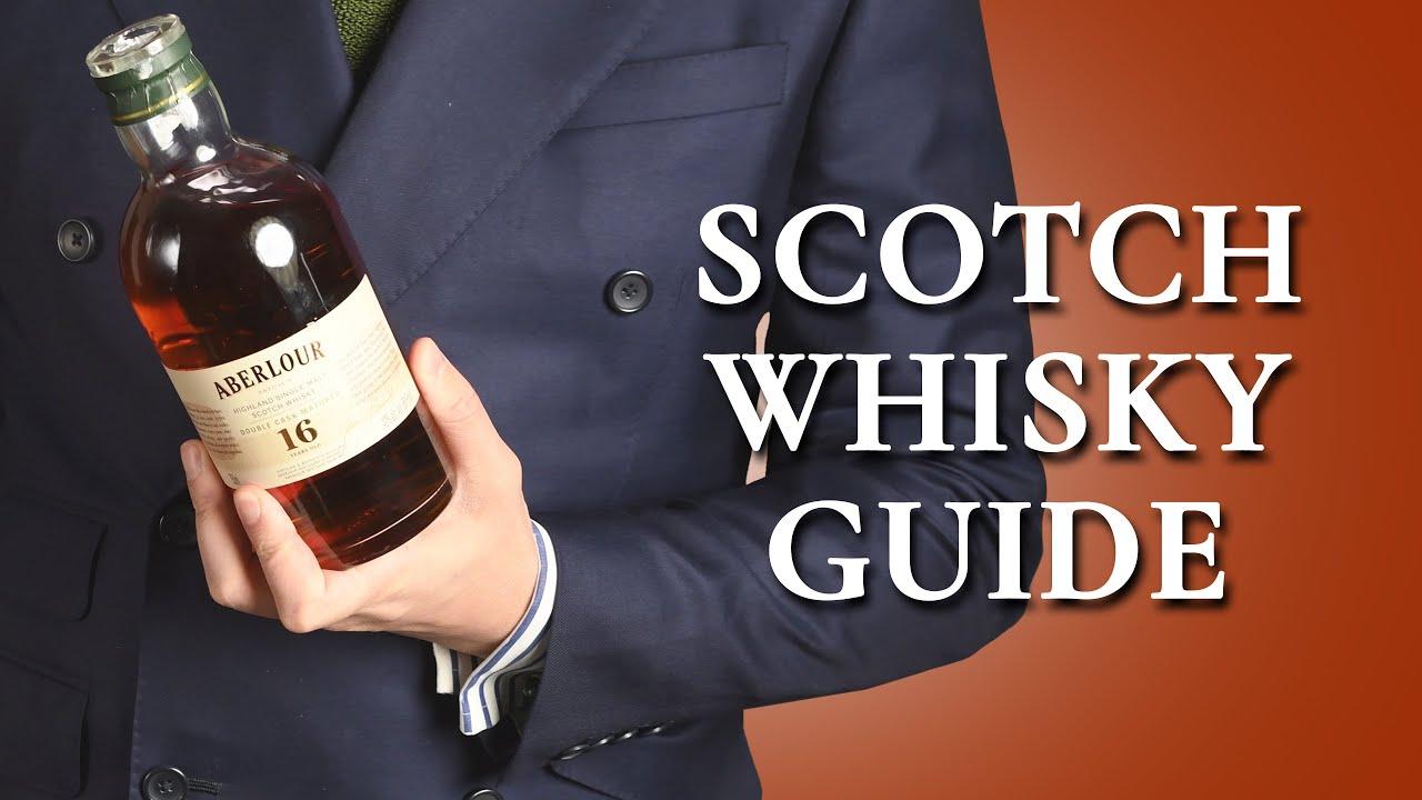 The Scotch Whisky Guide — Gentleman's Gazette