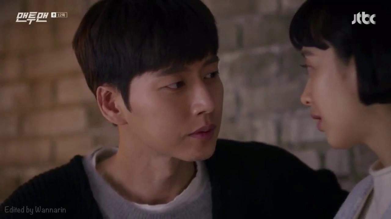 Download Beautiful Body Languages in Fourth Kiss Scene of Man to Man (맨투맨) EP12