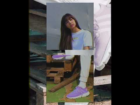 Adidas Originals Pod Blackpink Lisa Black Pink Video Fanpop