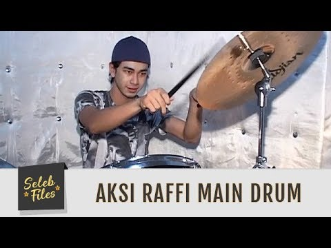 Seleb Files: Raffi Ahmad Tunjukan Kemampuannya Bermain Alat Musik - Episode 88 Mp3