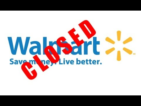 wal mart store closings and fema camps enonomic collapse and martial law soon youtube