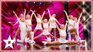 KIDS DANCE CREW Amaze Judges on Stage! | Kids Got Talent