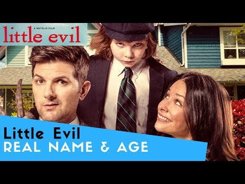 Little Evil (2017) Characters | Real Name & Age