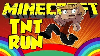 Minecraft TNT Run | El poder del Arco | enriquemovie